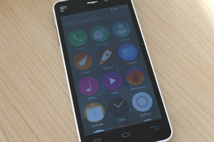 Try Firefox OS as an Android Launcher - The Products