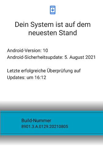 Software-Version-3.A.0129.20210805
