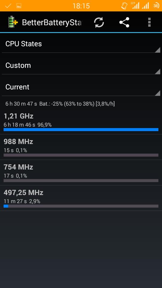 Wakelocks in Android (FP1(U)/rooted FP2) - FP1 - Fairphone