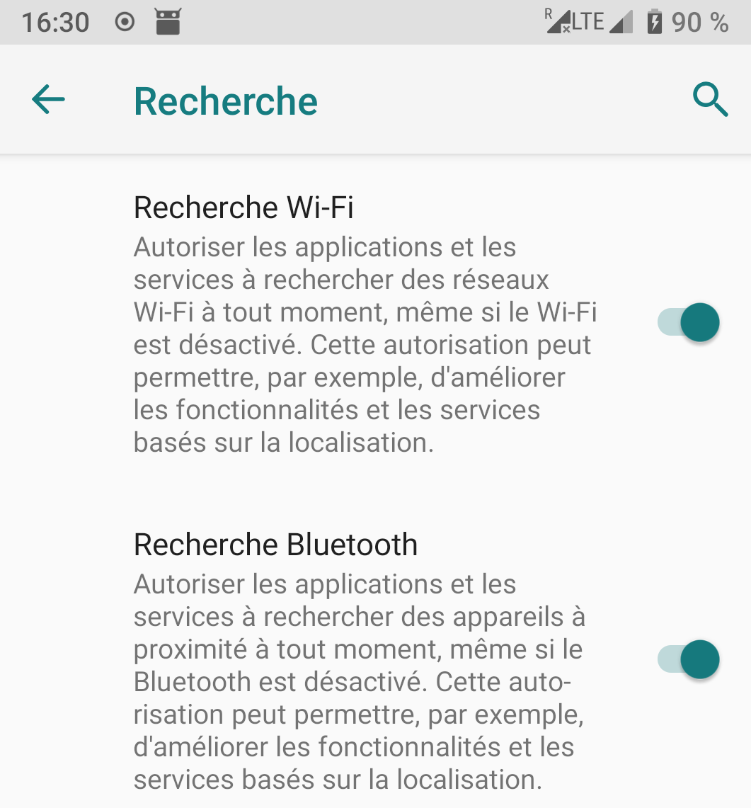 Lineage-16 0 (Android Pie) Beta - Development - Fairphone Community