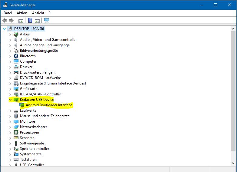 Fastboot Not Detecting Device Ubuntu