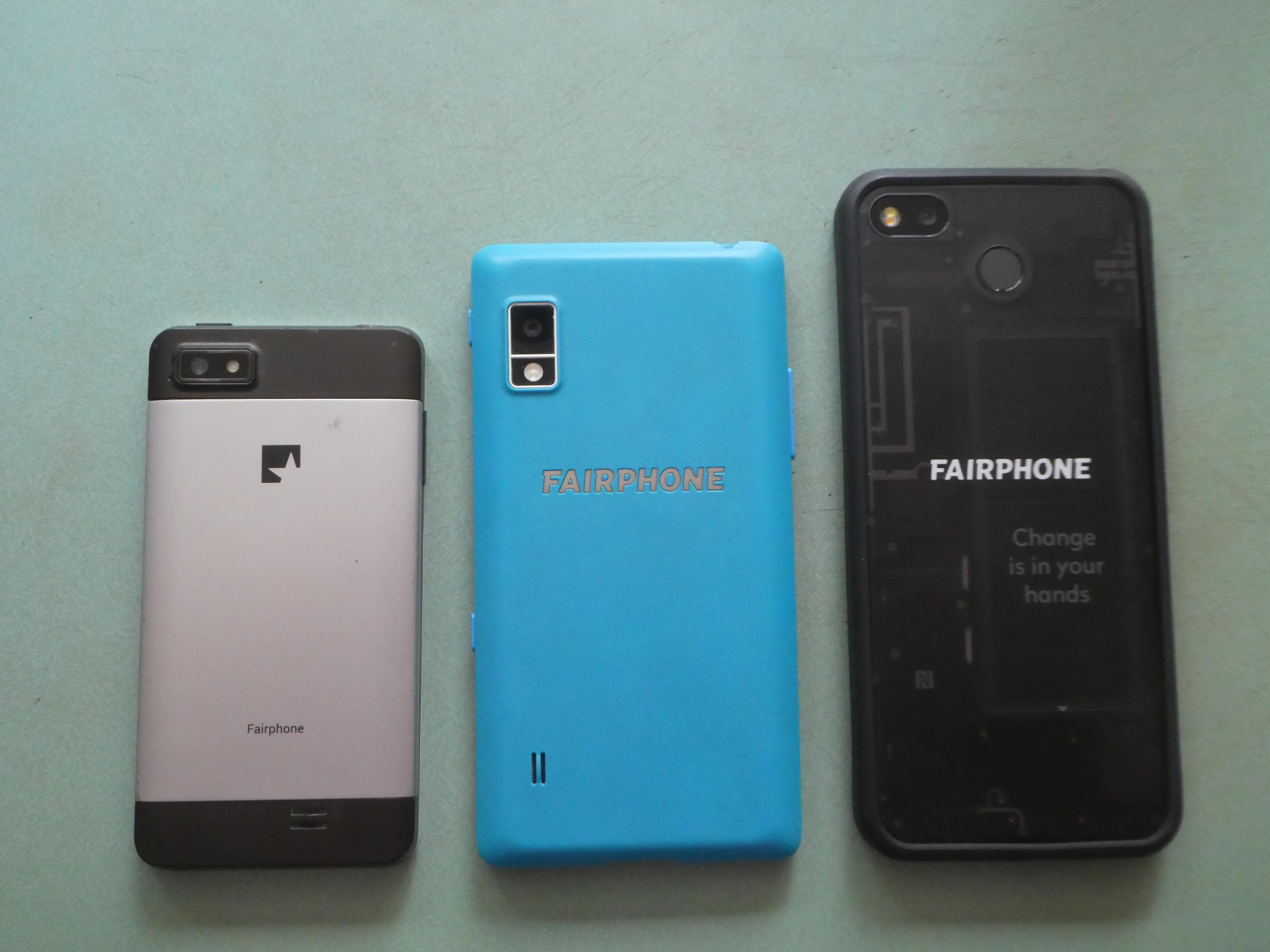 Fairphones